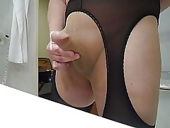 Pantyhose sex videos - naked twinks videos